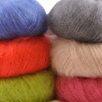 Grace - Super Kid Mohair & Silk