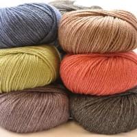 Nettle Fibre & Organic Wool