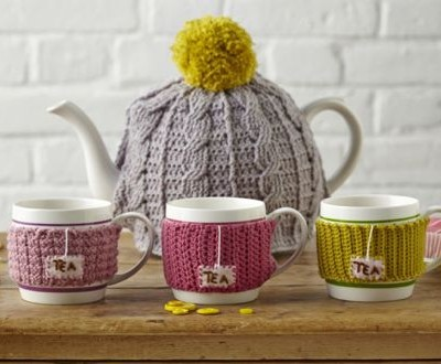 Free Crochet Patterns Mug Hugs Bessie May